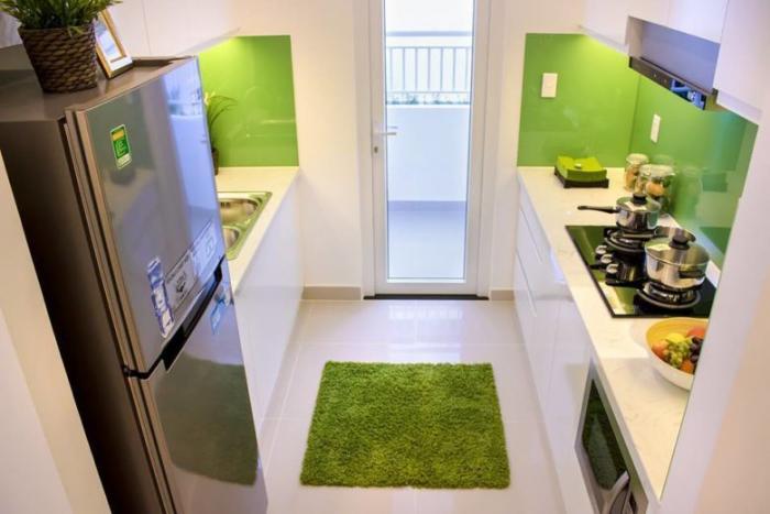 Không gian phòng bếp căn hộ Lavita garden