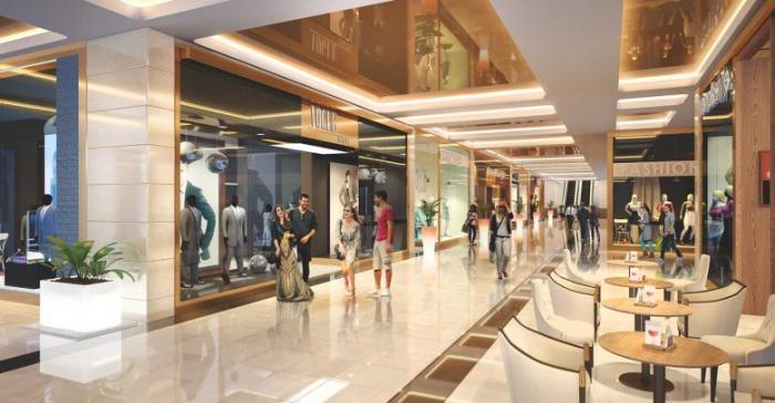 trung tâm thương mại Saigon mia