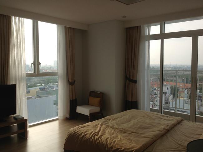 Phòng ngủ căn hộ Thanh Đa View