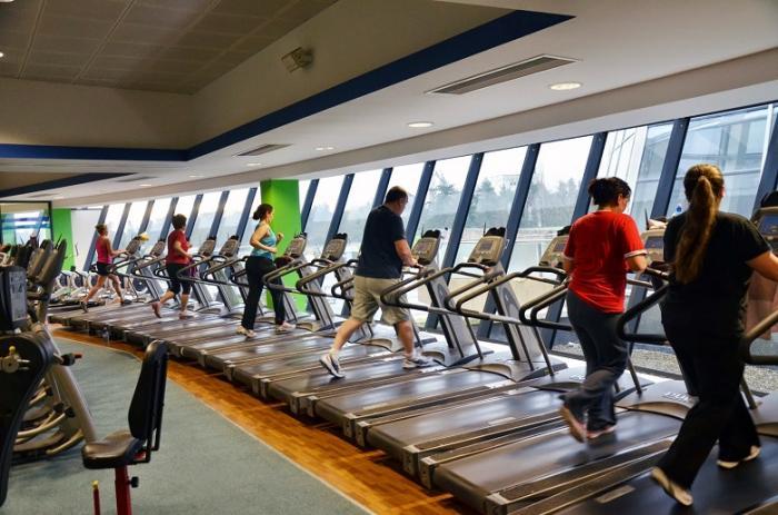 Phòng tập Gym căn hộ Sonata Residences Quận Bình Tân