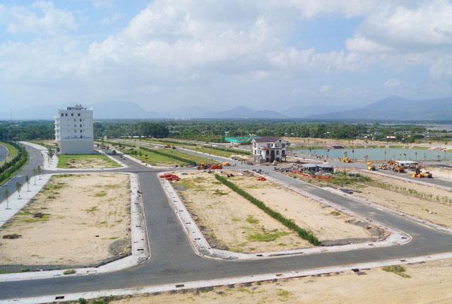 Dự án Golden bay Bãi Dài Cam Ranh đã hoàn thành