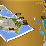 Vị trí Bãi Dài Goldenbay Cam Ranh
