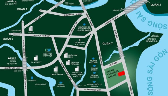 căn hộ q7 complex quận 7
