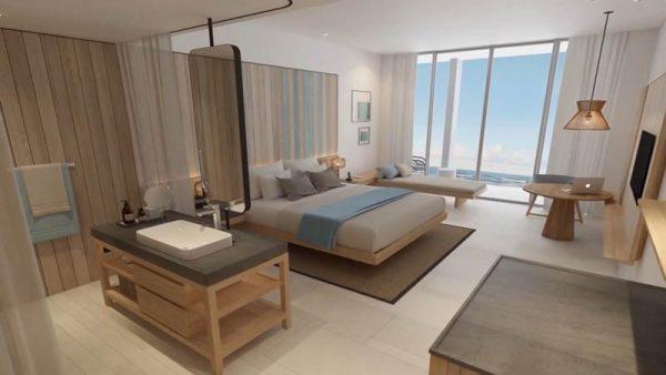 Thiết kế căn hộ Condotel Quy Nhơn Melody