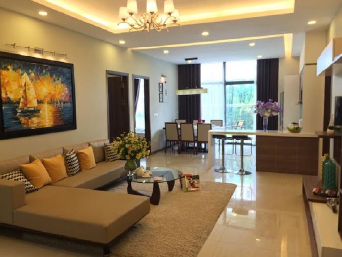 Căn hộ mẫu Sonata Residences Quận Bình Tân