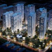 Mô hình dự án căn hộ Vincity của Vingroup