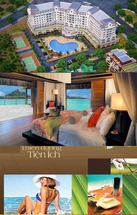 Thiên đường tiện ích tại Golden bay Cam Ranh