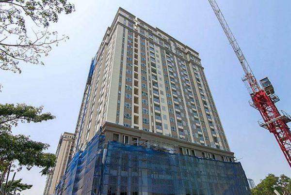 Tổng thể Block Northern dự án Saigon Mia