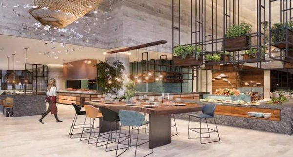 Luxury Restaurant tại Condotel Quy Nhơn Melody